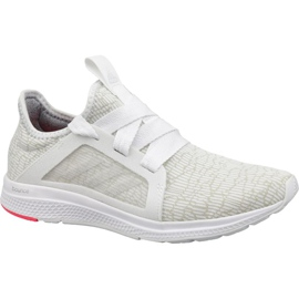 Blanc Adidas Edge Lux W AQ3471 chaussures