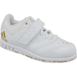 Chaussures Adidas Powerlift.3.1 W AC7467 blanc