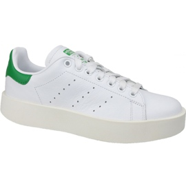 Adidas Stan Smith Bold chaussures en S32266 blanc