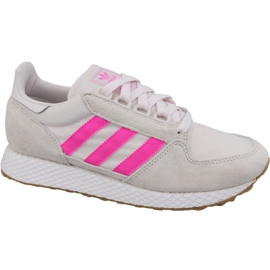 Adidas Forest Grove W EE5847 chaussures blanc
