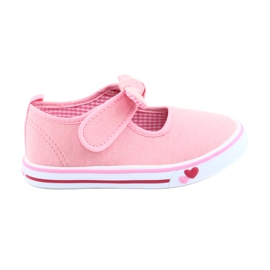 American Club rose Sneakers Sneakers Bow TEN42
