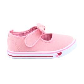 American Club Sneakers Sneakers Bow TEN42 rose