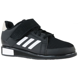 Chaussures Adidas Power Perfect 3 W BB6363 noir