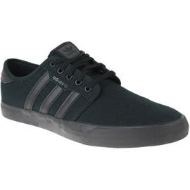 Noir Adidas Seeley M AQ8531 chaussures