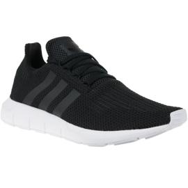 Noir Adidas Swift Run M B37726 chaussures