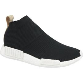 Noir Chaussures Adidas Nmd CS1 Pk M AQ0948