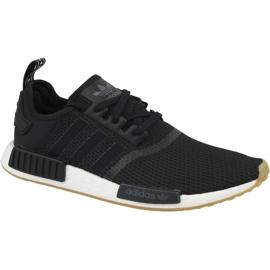 Noir Adidas Originals chaussures NMD_R1 M B42200