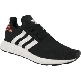 Noir Adidas Swift Run M B37730 chaussures