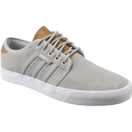 Gris Adidas Seeley M B27786 chaussures