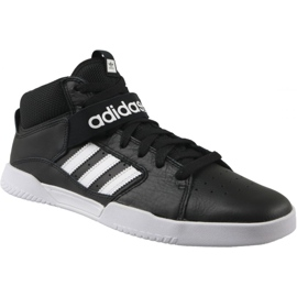 Noir Chaussures Adidas Vrx Cup Mid M B41479