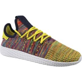 Multicolore Adidas Originals Pharrell Williams Chaussures De Tennis Dans BY2673