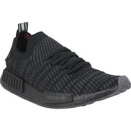 Noir Chaussures Adidas NMD_R1 Stlt Pk M CQ2391
