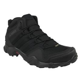Noir Chaussures Adidas Terrex AX2R Mid Gtx M CM7697