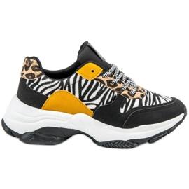 SHELOVET Sneakers Imprimé Animal