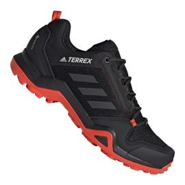 Noir Adidas Terrex AX3 Gtx M G26578 chaussures