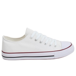 Sneakers blanches classiques pour femmes XL03 White