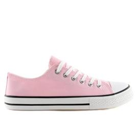 Baskets classiques pour femmes rose XL03 rose