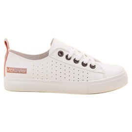 Chaussures MCKEYLOR blanches