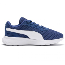 Chaussures Puma St Activate Ac Ps Jr 369070 08 Bleu