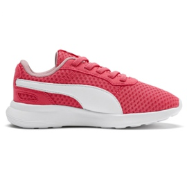 Rouge Chaussures Puma St Activate Ac Ps Jr 369070 09 corail