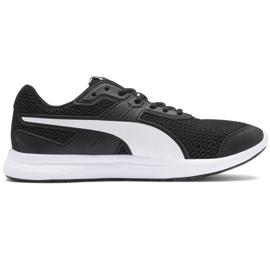 Chaussures Puma Escaper Core M 369985 01 noir et blanc