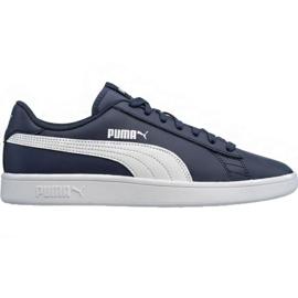 Chaussures Puma Smash v2 LM 365215 05 bleu marine