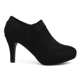 Bottines noires Marie