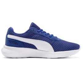 Puma bleu