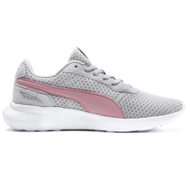 Chaussures Puma St Activate Jr 369069 10 gris