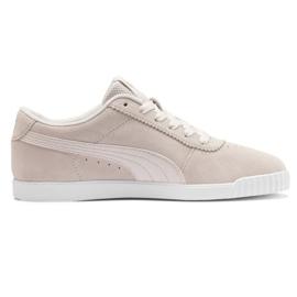 Brun Chaussures Puma Carina Slim Sd W 370549 02 beige