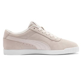 Chaussures Puma Carina Slim Sd W 370549 02 beige brun