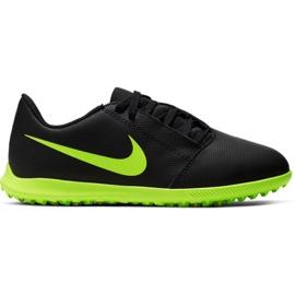 Chaussures de foot Nike Phantom Venom Club Tf Jr AO0400 007 noir