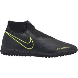 Chaussures de foot Nike Phantom Academy Df Tf M AO3269 007 noir