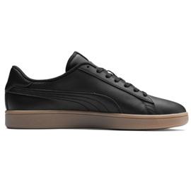Chaussures Puma Smash v2 LM 365215 12 noir