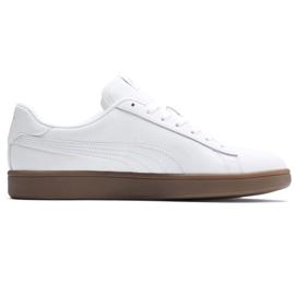 Chaussures Puma Smash v2 LM 365215 13 blanc