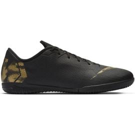 Chaussures de foot Nike Mercurial Vapour 12 Academy Ic M AH7383 077 noir