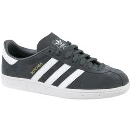 Adidas Munchen M CQ2322 chaussures noir