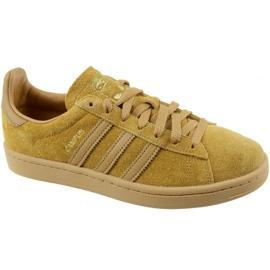 Adidas Campus M CQ2046 chaussures brun