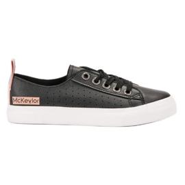 Sneakers MCKEYLOR noires