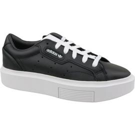 Chaussures Adidas Sleek Super W EE4519 noir