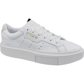 Adidas Sleek Super W EF8858 chaussures blanc