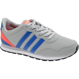 Gris Chaussures Adidas V Jog K Jr AW4147