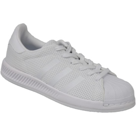 Adidas Superstar Bounce Chaussures BY BY1589 blanc