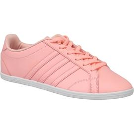 Chaussures Adidas Vs Coneo Qt dans B74554 rose