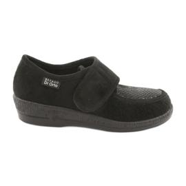 Noir Befado chaussures pour femmes pu 984D012