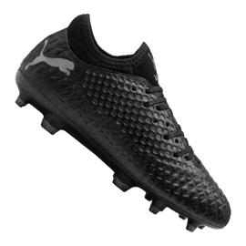 Chaussures de football Puma Future 4.4 Fg / Ag Jr 105696-02