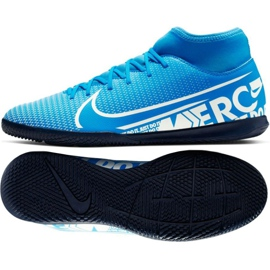 Chaussures d'intérieur Nike Mercurial Superfly 7 Club Ic M AT7979-414