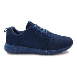 Chaussure de sport Cosmo bleu marine
