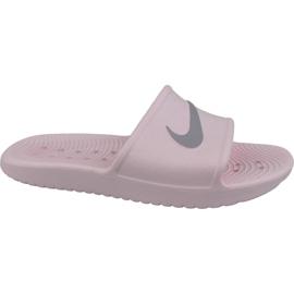 Rose Chaussons de douche Nike Coffee 832655-601
