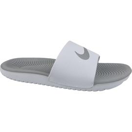 Chaussons Nike Kawa Slide 834588-100 blanc